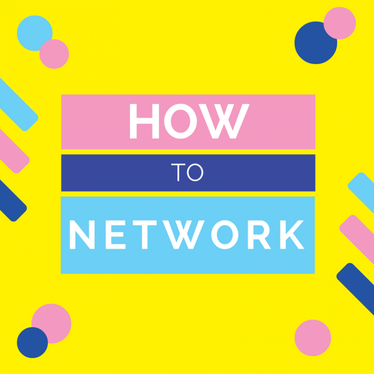 My First Online Course- 'How To Network'
