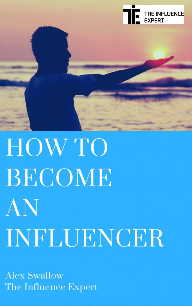 My First Ebook- On Influence- Has Been Published