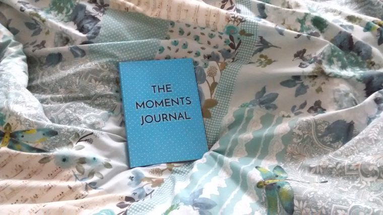 The Moments Journal – Helping You Appreciate Each Day